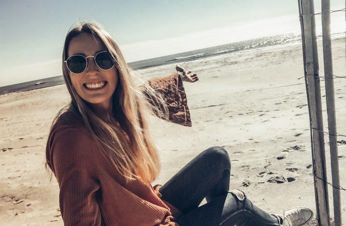 """Laura Pedrós: """"De Carolina del Sud m´agrada la amabilitat de les persones, la familiaritat  i les seues platges d´arena blanca"""""""