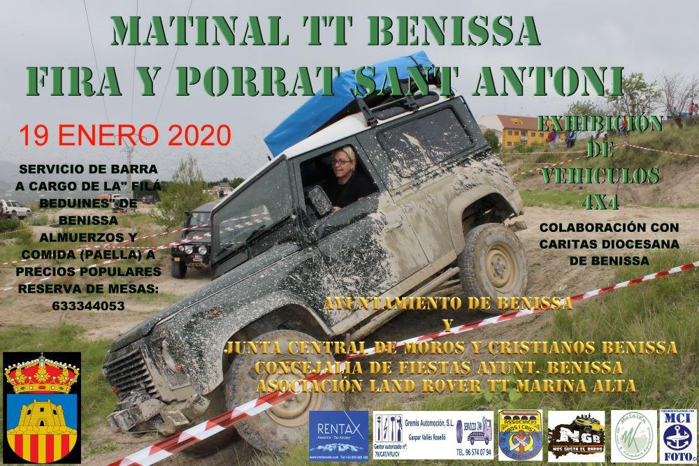 Matinal 4x4 Benissa