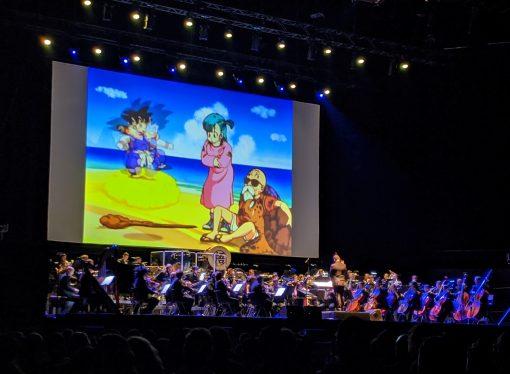 La Universal Symphony Orchestra triunfa en Madrid con el espectáculo Dragon Ball Symphonic Adventure