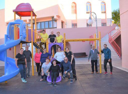 Actívate a través de gimnasia terapéutica en Teulada