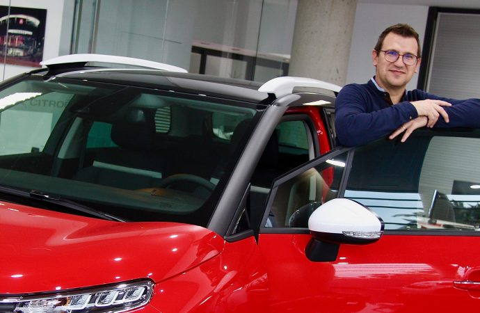 Descubre en Citroën Benissa el SUV C5 Aircross Hybrid y los CSeries edición especial