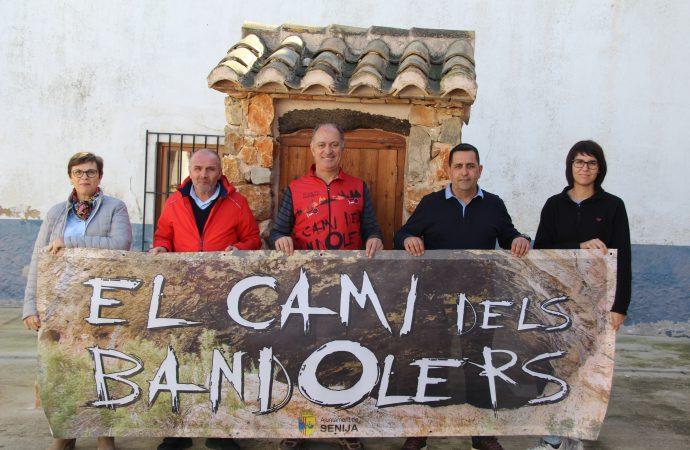 Senija se prepara para la VIII edición del Camí dels Bandolers