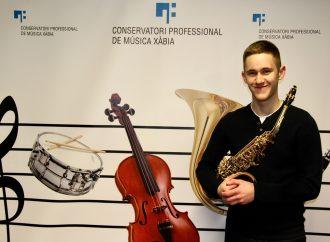 El joven talento Adam Martí elegido solista del VI Encuentro de Orquestas