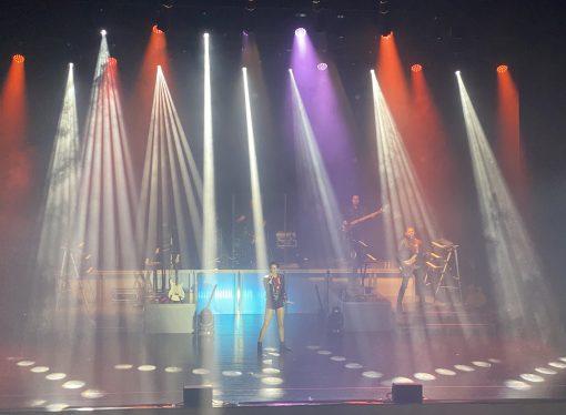 El espectáculo tributo a Mecano abre la nueva temporada escénica del Auditori Teulada Moraira