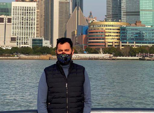 """Víctor Moncho: """"El Coronavirus ha provocat que la ciutat de Shanghai es trobe quasi en silenci i buida"""""""