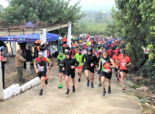 XI Gegant de Pedra a la Serra de Segària aquest diumenge, 16 de febrer
