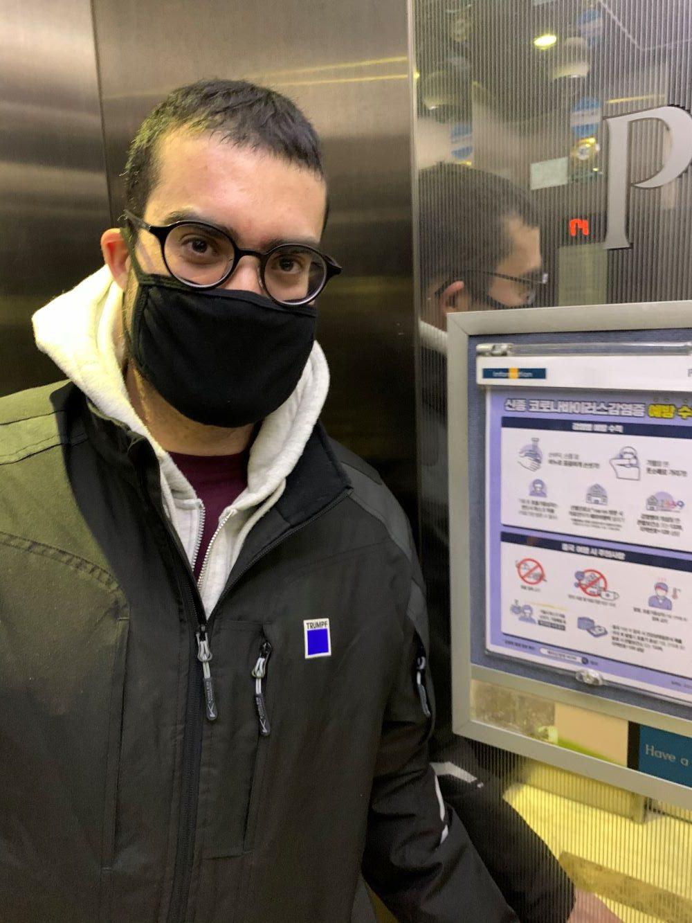 Coronavirus Raúl Soliveres