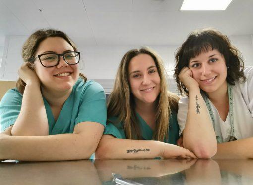 El día a día de la enfermera benissera Gema Santacreu Vallés en pleno COVID-19