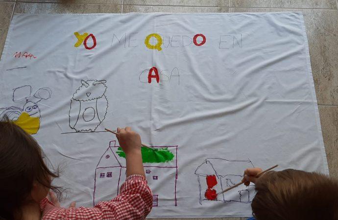 Altea lanza un concurso de dibujos para entretener a los pequeños