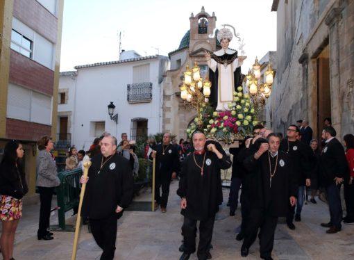 Teulada celebrará una misa para honrar a su patrón, Sant Vicent Ferrer