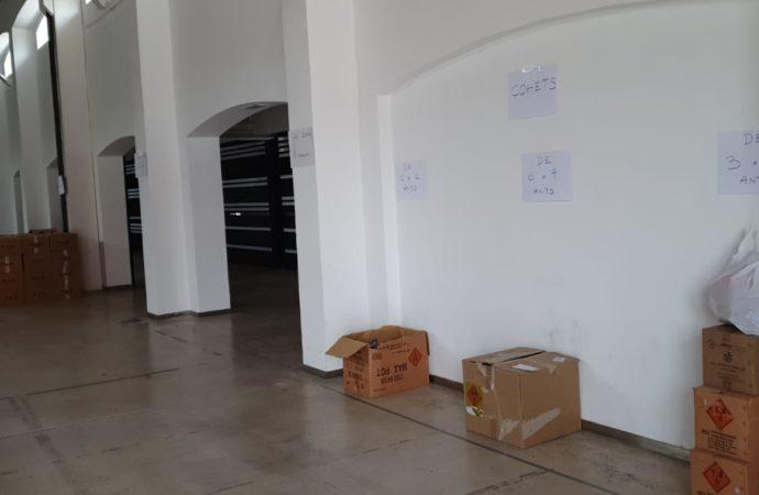Más de 2.600 packs higiénicos para todos los hogares de Ondara