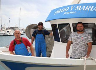 Los marineros, arte y tradición pesquera de Moraira