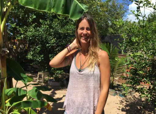 Clara Mir Moll atrapada en Brasil sin poder regresar a Benissa