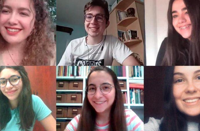 El Mirall de La Marina en el punto de mira de seis estudiantes de Periodismo