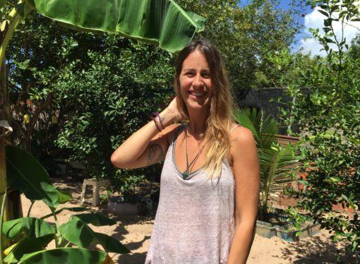 El Covid-19 obliga a Clara Mir Moll a quedarse en Brasil