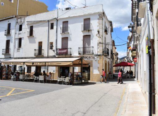 Benissa y Teulada Moraira permiten la ampliación temporal de las terrazas
