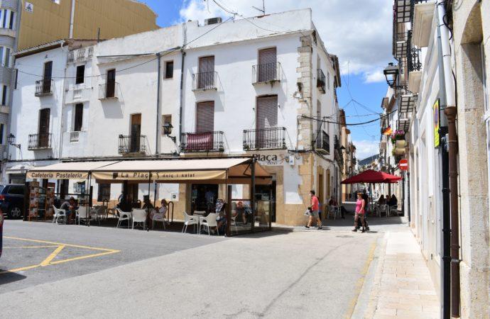 Benissa destina 100.000 euros a un plan específico de ayuda a hostelería y comercio