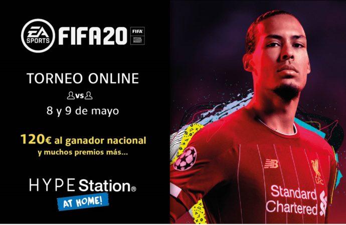 Portal de La Marina y otros centros de España se unen en el torneo FIFA de HYPE Station®