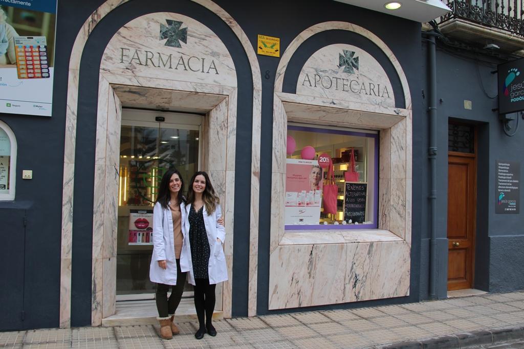 farmacia Díaz-Heredero Lozano de Benissa