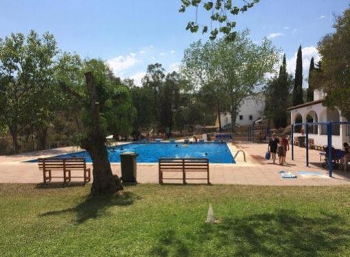 La piscina del Collao abre el próximo jueves, 25 de junio