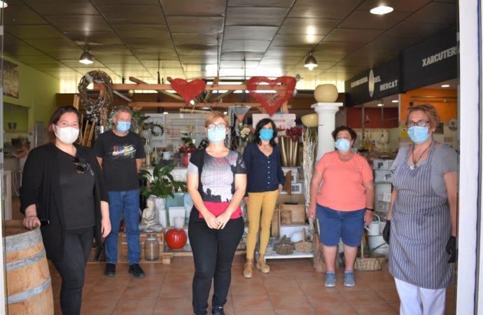 El Poble Nou de Benitatxell anima a sus vecinos a comprar en la localidad