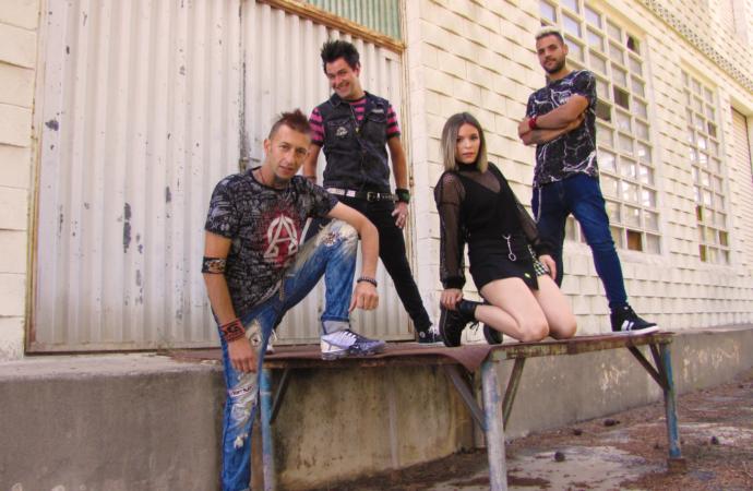 """El grupo Toxic lanza su nuevo álbum """"Los Ángeles Muertos"""""""