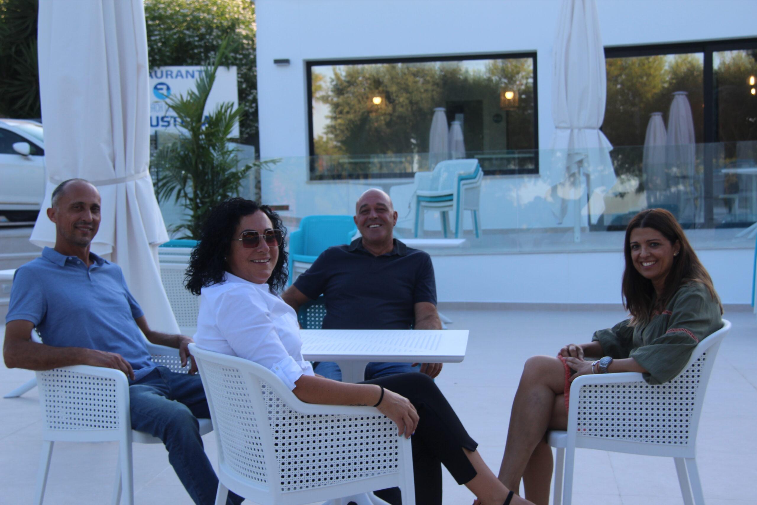 Beach Club La Fustera