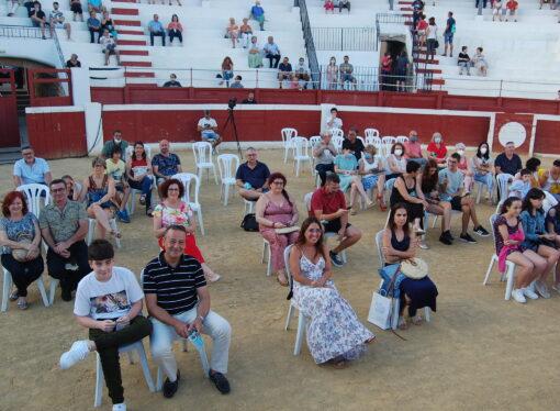 """Ondara estrena la plaça de Bous como """"La Joia de la Cultura"""" con su primer acto"""