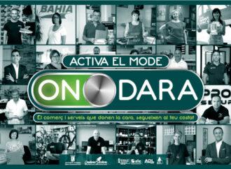"""""""Activa el modo Ondara"""", una campaña para potenciar el comercio y los servicios locales"""