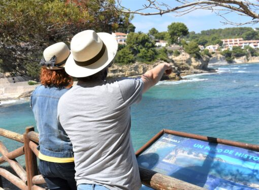Este verano piérdete en cualquier rincón mediterráneo de Teulada Moraira y Benissa