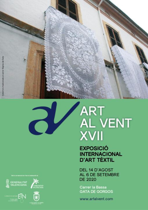 cartell art al vent 2020