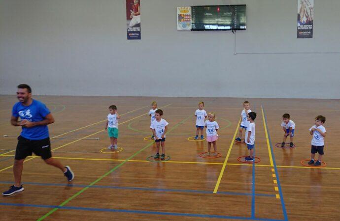 Concluye con éxito l´Escola Multiesportiva de MOU-T Sports