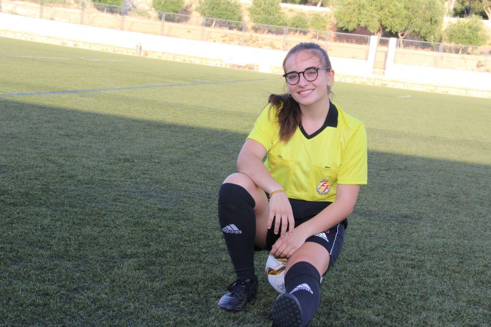 árbitro Laura