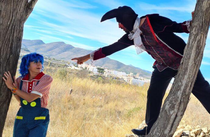 """""""Dorotea, brujas y monstruos"""", una nueva aventura este sábado en Benissa"""