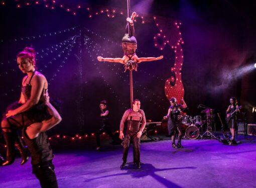 """Babylon Cabaret"" recala en el Palau de Altea el 24 de octubre"