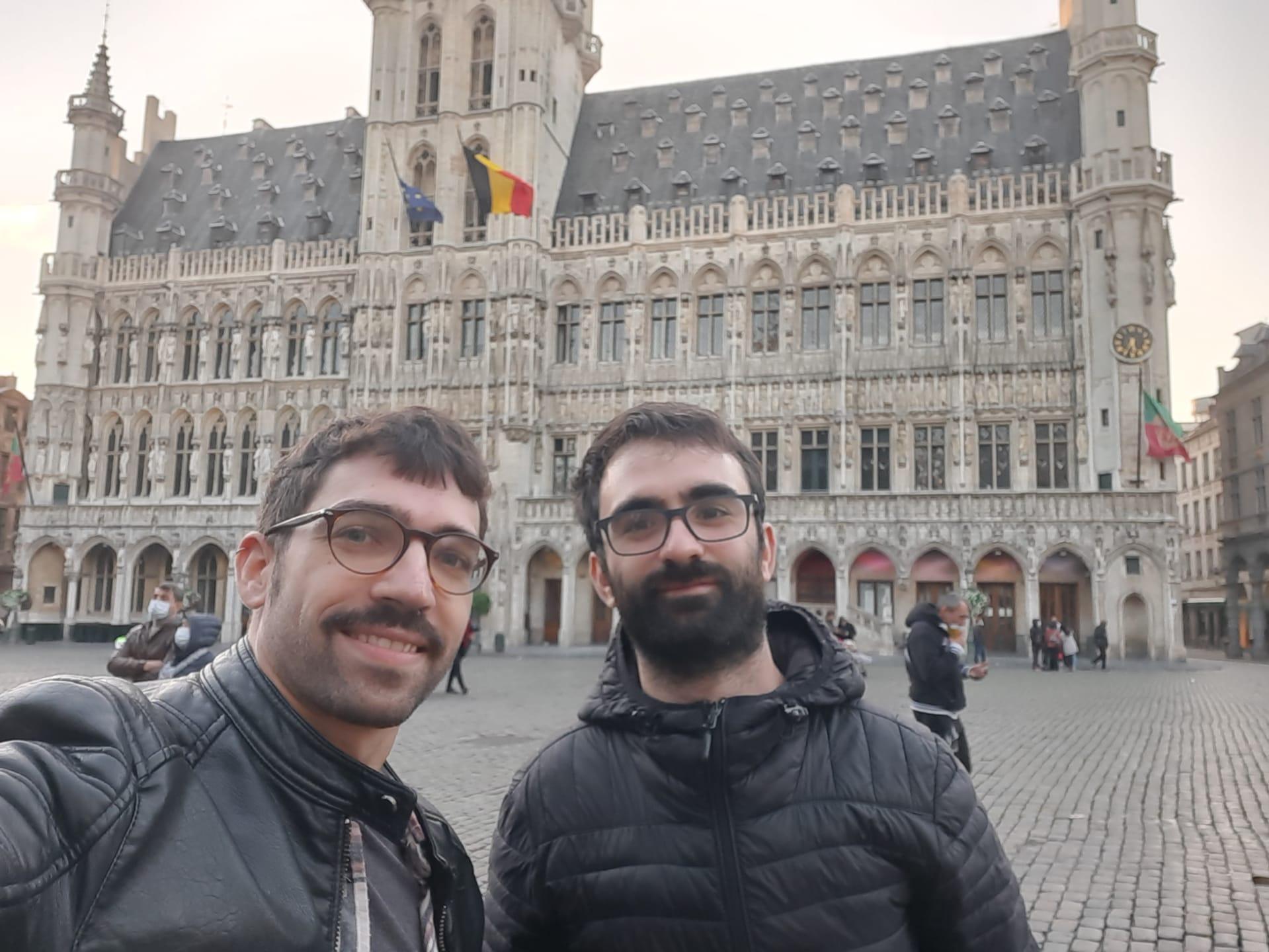 Bruselas miralleros