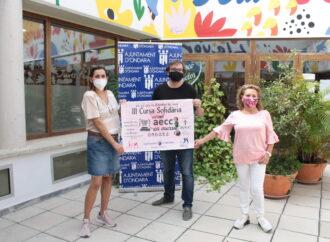 La III Cursa Solidària de Ondara a beneficio de la AECC se celebrará de forma virtual
