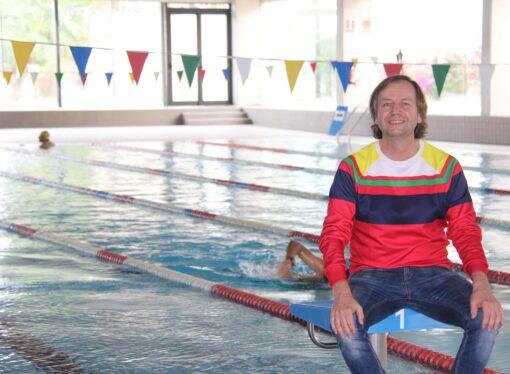 """Isidor Mollà: """"La piscina municipal de Benissa cuenta con todas las medidas de seguridad para que los usuarios puedan disfrutar de sus instalaciones"""""""