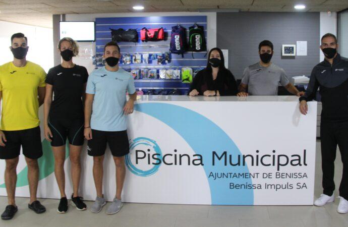 Conoce las novedades de la Piscina Municipal de Benissa
