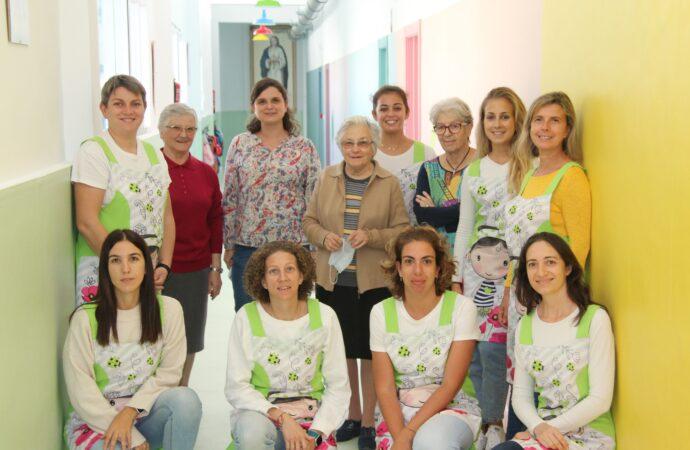 Escuela Infantil La Purísima, 89 años educando a los niños benisseros en valores cristianos