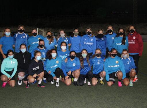 Así es el nuevo equipo femenino de la UD Benissa