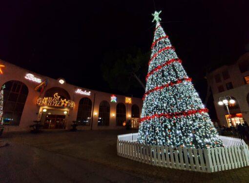 Teulada Moraira enciende la Navidad