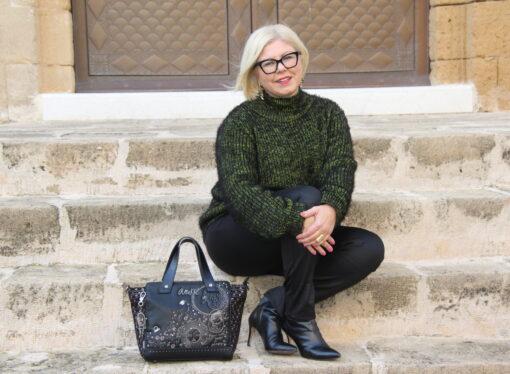 """Mari Carmen Tosina: """"La Navidad, aunque diferente, está a la vuelta de la esquina"""""""