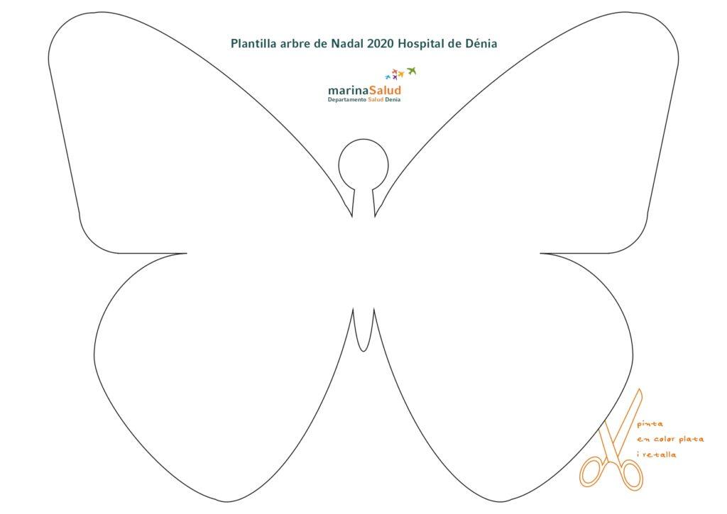 mariposas Dénia