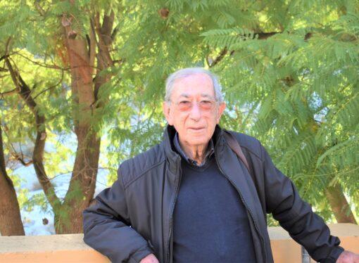 """Vicente Berenguer: """"Que Gata me nombre hijo adoptivo es sentirse muy arropado y ver ese aprecio de la gente"""""""
