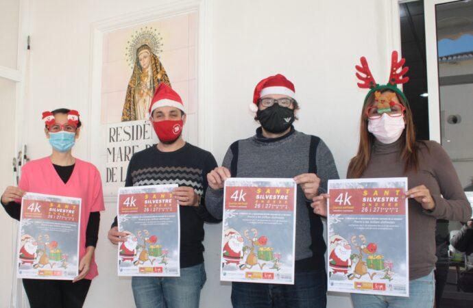 La San Silvestre de Ondara se celebrará de forma virtual los días 26 y 27 de diciembre