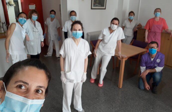 El personal de la Residencia de Ondara se encierra dos semanas para evitar contagios