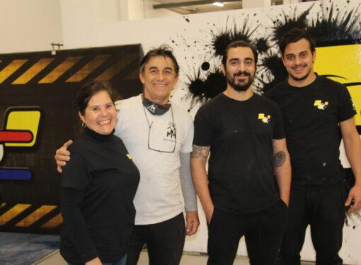 Con Manos Mágicas y Taller RC la familia Rojas Carmona se convierte en referente en el sector del automóvil