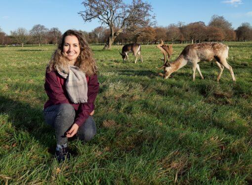 """Núria Ginestar: """"El que més m'agrada d'Irlanda és que hi ha molt per conèixer"""""""