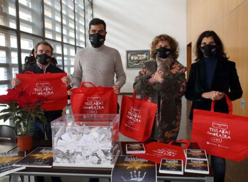 Y los ganadores del sorteo de la campaña de Navidad de AECO Teulada Moraira son…..